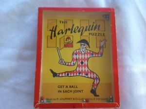 The-Harlequin-Dexterity-Game-By-R-J-London-1950-039-s