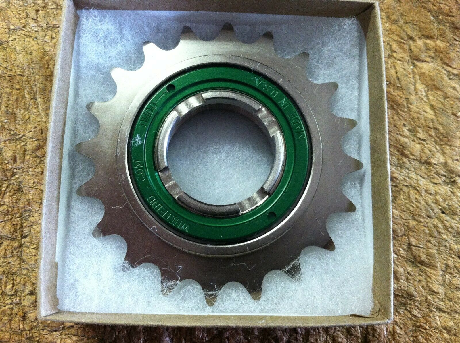 White Industries ENO  TRIALS   Freewheel 20-tooth  40% off