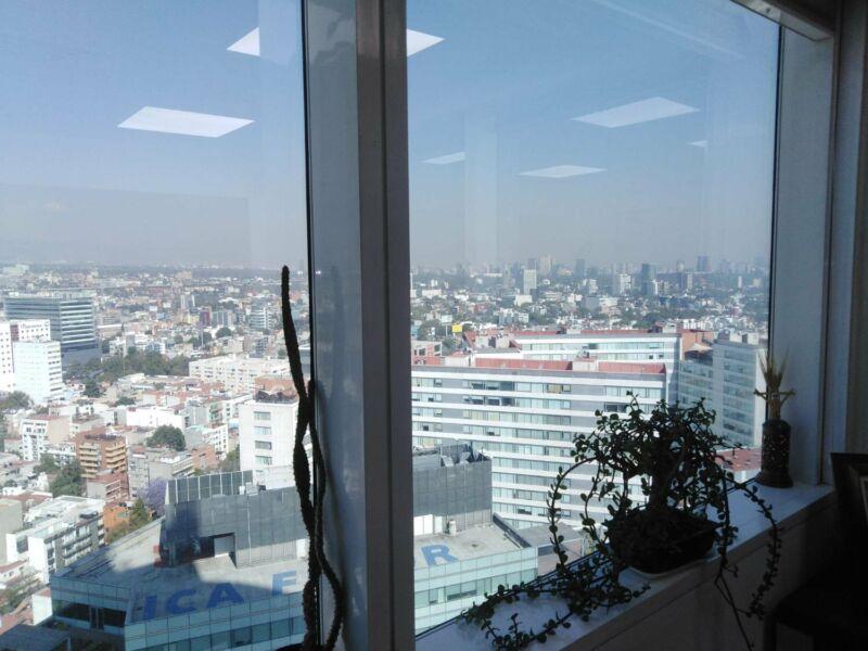 Oficina en World Trade Center MX