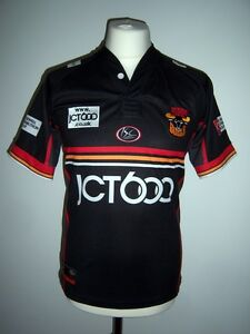 Bradford Bulls Rugby Jersey Shirt ISC Original 2006 Away - Bournemouth, United Kingdom - Bradford Bulls Rugby Jersey Shirt ISC Original 2006 Away - Bournemouth, United Kingdom
