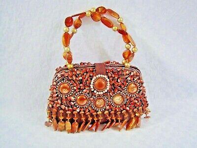 Beaded Expressions Nyc Handbag Purse