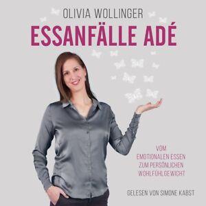 SIMONE-KABST-OLIVIA-WOLLINGER-ESSANFALLE-ADE-HORBUCH-HAMBURG-2-CD-NEW