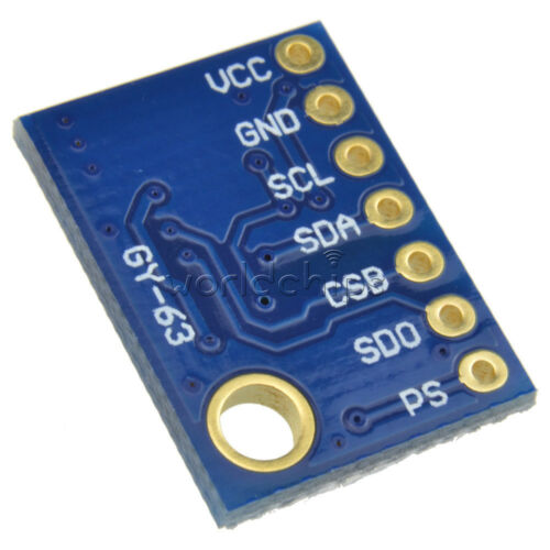 MS5611 High-resolution Atmospheric Height Pressure Sensor Module IIC SPI 3V-5V