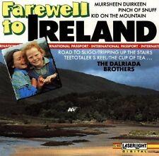 Dalriada Brothers - Farewell to Ireland OVP