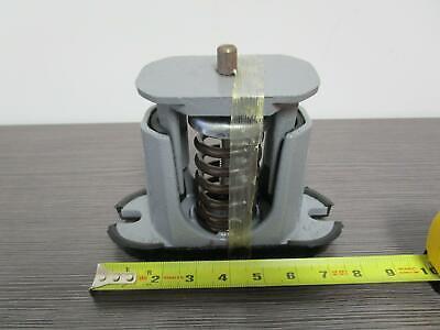 "Mason Model 1.15/"" Deflection Housed Spring Mount CA200 200lbs max"