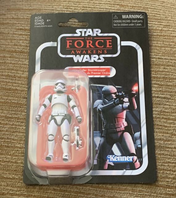 Perfect Star Wars The Vintage Collection First Order Stormtrooper 3.75-inch