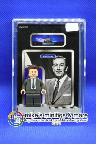 WALT DISNEY Custom cardées figurine Display Mini-figurine disneyland