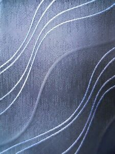 Pierre-Cardin-Tie-Grey-Pattern-Wave-Lines-Mens-Necktie