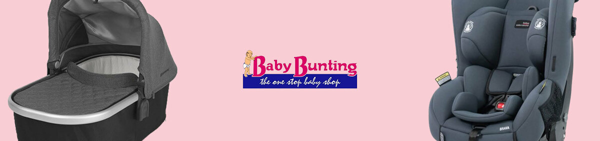 Shop Event Stork Sale at Baby Bunting From prams to furniture! Ends 24 June.