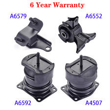 A6592 Front EngineMount For Acura TL 99 V6-3.2L Honda Accord 02//98 V6-3.0L