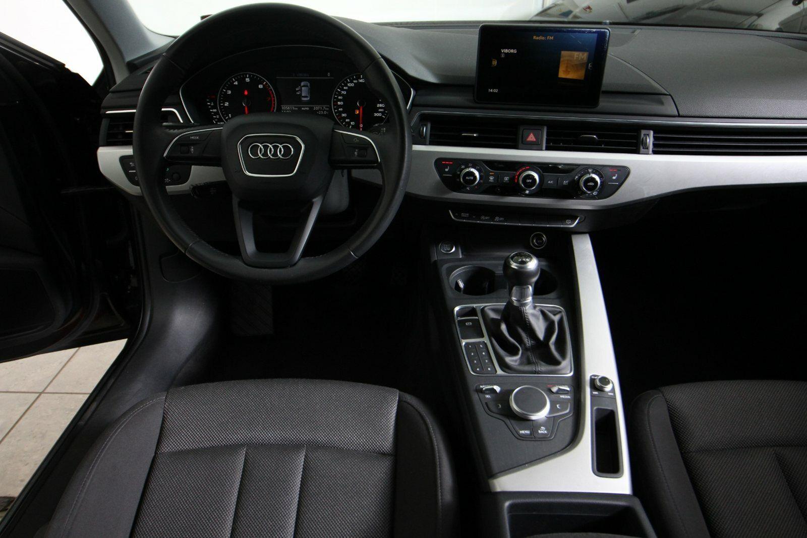 Audi A4 TFSi 190 Avant