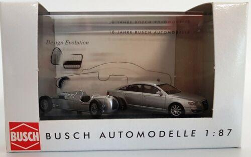 """BUSCH 49934 Gauge H0 Anniversary Set /"""" Design Evolution /"""" # New Original"""