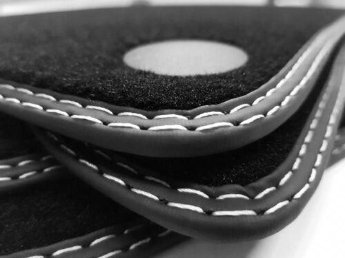 Nuevo tapices para Mercedes-Benz Clase C w204 calidad original alfombrillas velours