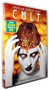 AMERICAN HORROR STORY CULT SEASON 7 BRAND NEW SEALED COMPLETE SEVENTH SEASON DVD