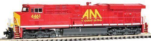 ESCALA N - Locomotora diésel ES44AC Allegheny Midland - 70114 NEU