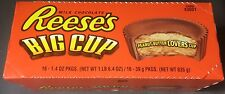16x Hershey's Reeses Reese's Big Lovers Cups Peanut Butter mit Erdnussbutter
