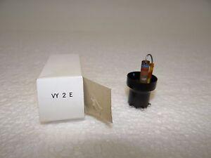 1-Roehre-VY-2-E-Roehren-Ersatz-Tube-Valve-Elektroroehre-NOS-BL776