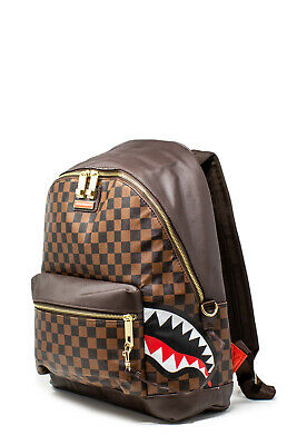 Sprayground Backpack Man Side Sharks In Paris 910b1696nsz Ebay