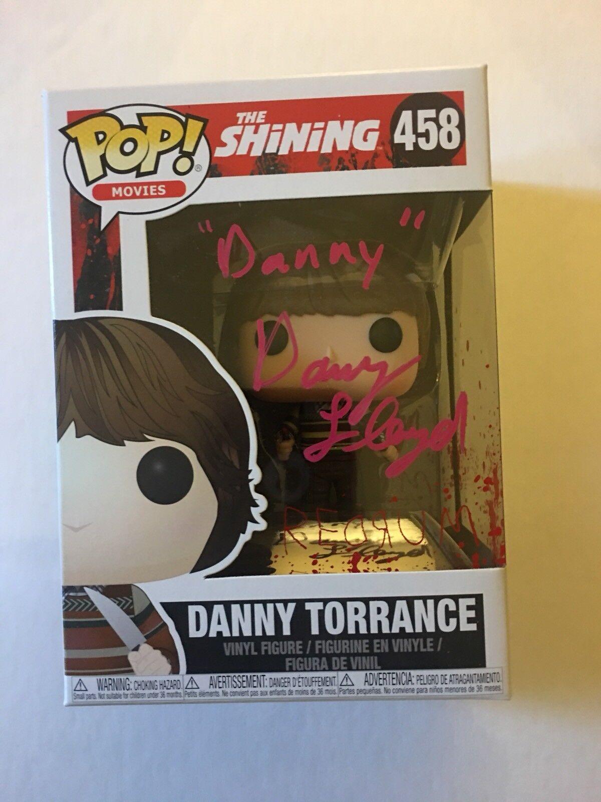 Danny Lloyd signé Funko Pop 2017 Figure