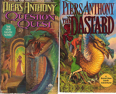 Nearly Complete Set Series - Lot of 30 Xanth books by Piers ...