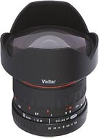 Vivitar Series 1 8mm F3.5 Fisheye Lens For Nikon Digital & Film Cameras