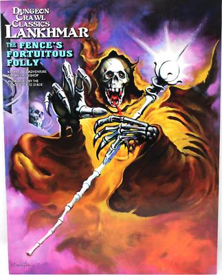 Shanna Dahaka Limited Edition GMG5070Z Goodman Games Dungeon Crawl Classics