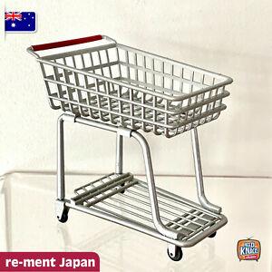 Mini-RE-MENT-Trolley-Cart-RARE-Miniature-dollhouse-1-8-Little-Shop-Mini-Br