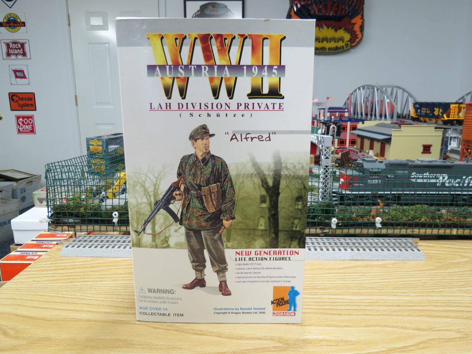 Dragon Rare WW II Austria1945 LAH Division Private ( Schutze )   Alfred  , New