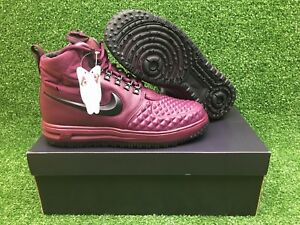 Image is loading NEW-NIKE-LUNAR-FORCE-1-DUCK-BOOT-039-
