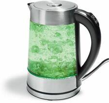 MIA Prodomus EW 3683 Wasserkocher 1 7 Liter Glas günstig