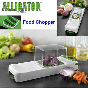 Underbar Alligator food chopper, Vegetable Cutter, Slicers, Dicer, Swedish UV-04