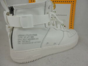 Image is loading Nike-SF-AF1-Mid-Triple-Ivory-Special-Forces- a242fc808cdd