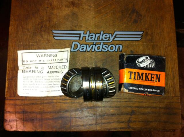 PANHEAD/SHOVELHEAD 1955-68 GENUINE HARLEY-DAVIDSON  genuine driveside bearing
