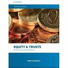 Equity and Trusts by Michael Haley, Lara McMurtry (Paperback, 2014)