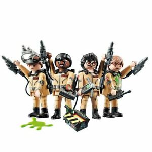 PLAYMOBIL-Ghostbusters-4-Pack-Action-Figure-Set-Toy-Kids-Collectors-WLM8-701