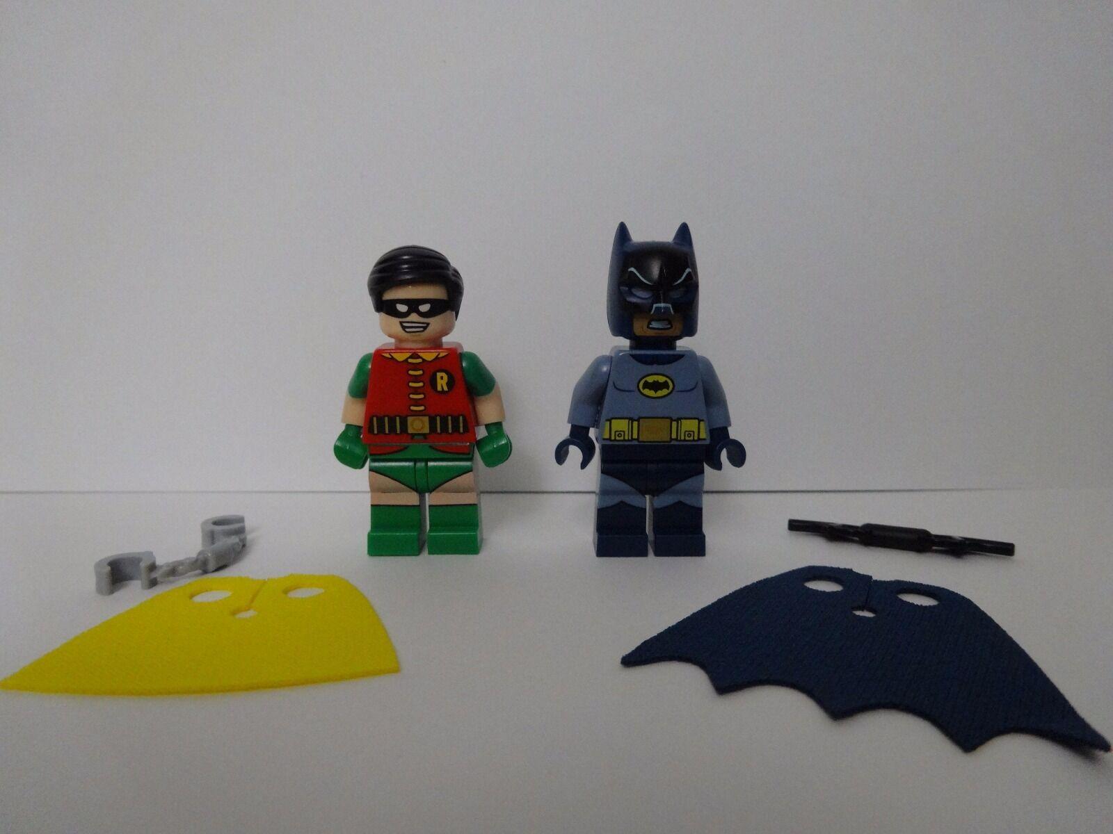 LEGO 76052 Batman Robin mini figures Batman Classic TV Series  Brand New figure