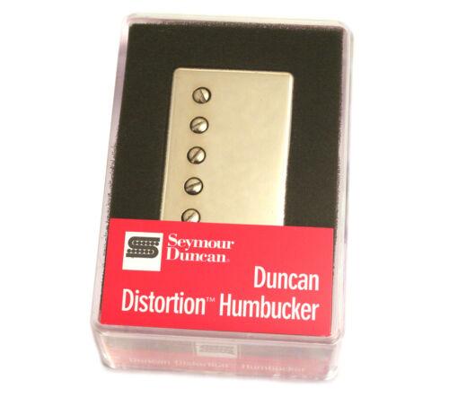 11102-25-NC Seymour Duncan Distortion Neck Humbucker Nickel SH-6n