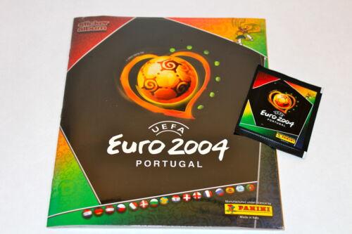 Album Sealed//OVP completamente frase Complete set PANINI EM EC EURO 2004 04