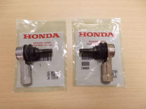 New 2004-2014 Honda TRX 450 TRX450 R TRX450ER ATV OE Set of 2 Tie Rod Ends