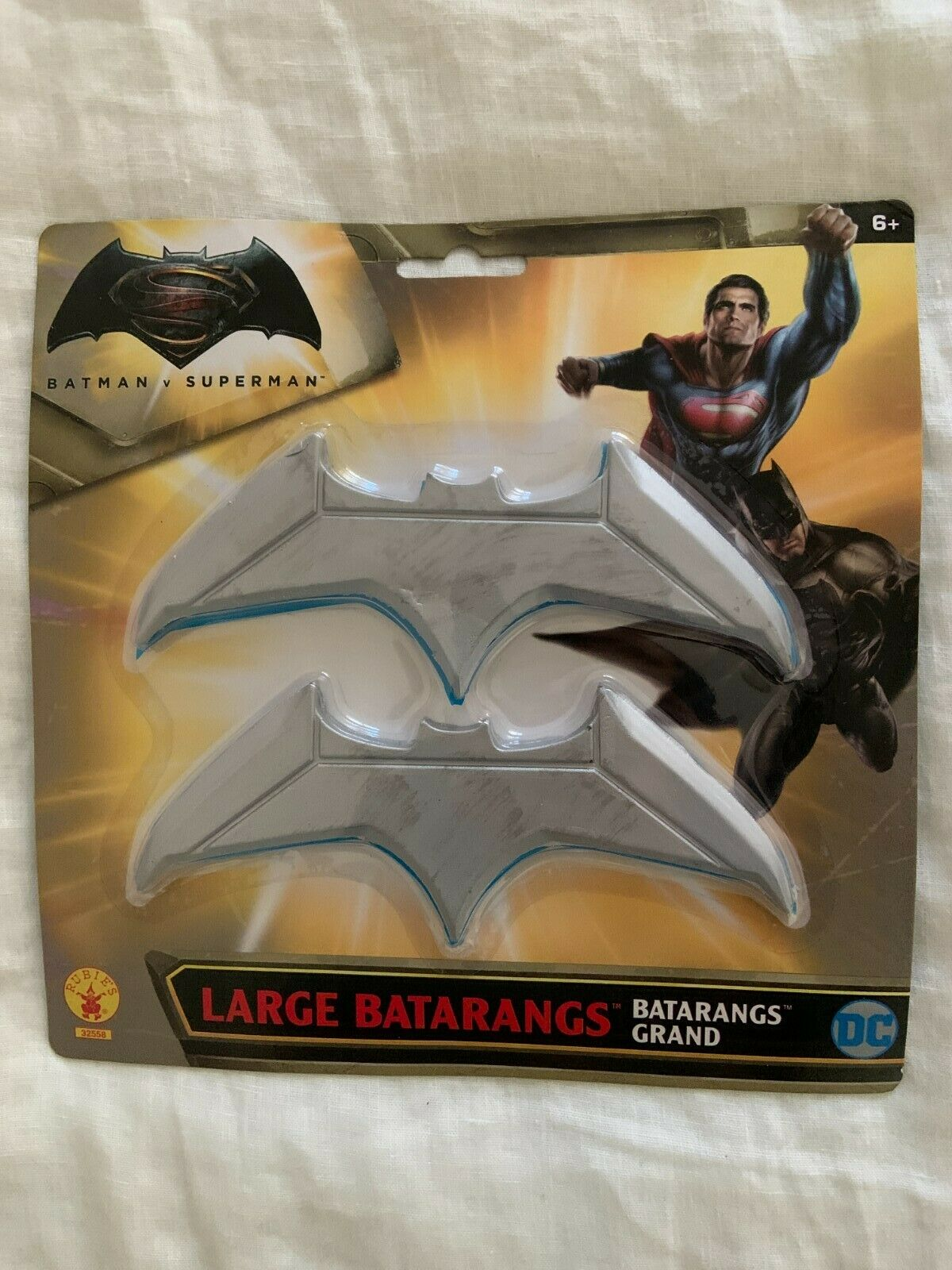 Batman V Superman Dawn of Justice League batarangs les chauves-souris Costume Prop Cosplay