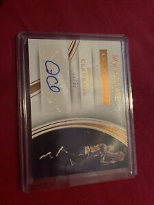 jordan clarkson immaculate collection panini autograph 17/39 lakers