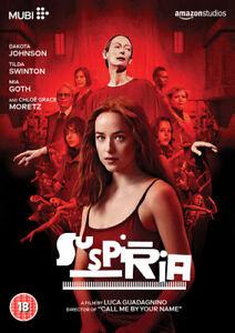 Suspiria-DVD-2019-Chloe-Grace-Moretz-Guadagnino-DIR-cert-18-NEW