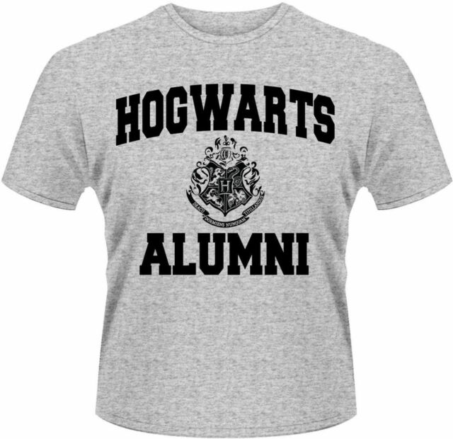HARRY POTTER Hogwarts Alumni T-SHIRT OFFICIAL MERCHANDISE