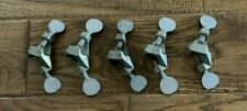 Lot Of 5 Fisher Scientific Castaloy 90 Degree Lab Clamps