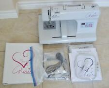 Marie Osmond Embroidery Emotions EM1 Machine Sewing Complete