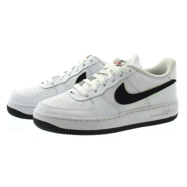 NIKE 596728 BIG Kids Boys Girls Air Force 1 Low Top Athletic