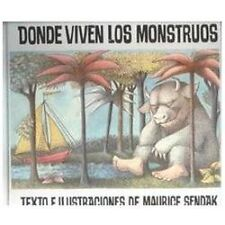 Donde Viven Los Monstruos / Where the Wild Things Are (Historias Para-ExLibrary