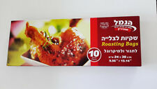 10 Roasting Bags  24X38 CM For Cooking Turkey Beef Lamb  In Oven And Microwave