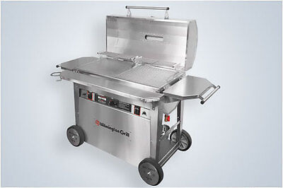 Wilmington Cape Fear Master Stainless Steel Gas Bbq Grill Outdoor Cooking & Eating Home & Garden