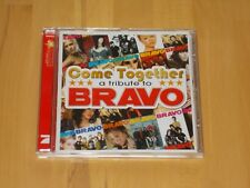 """CD """"COME TOGETHER - A TRIBUTE TO BRAVO"""" Various, Rock, Pop, Hip Hop, Punk"""